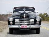 Cadillac Sixty-Two Convertible Sedan 1941 wallpapers