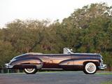 Cadillac Sixty-Two Convertible 1947 photos