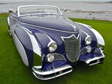 Cadillac Sixty-Two Convertible by Saoutchik 1948 images