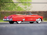 Cadillac Sixty-Two Convertible (6267) 1948 pictures