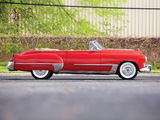 Cadillac Sixty-Two Convertible (6267) 1948 wallpapers