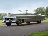 Cadillac Sixty-Two Convertible 1950 images