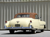 Cadillac Sixty-Two Convertible Coupe 1951 pictures