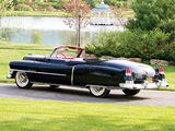 Cadillac Sixty-Two Convertible Coupe 1952 photos