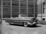 Cadillac Sixty-Two Convertible Coupe 1952 pictures