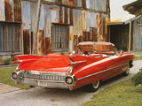 Cadillac Sixty-Two Convertible 1959 images