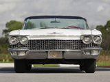 Cadillac Sixty-Two Convertible 1960 images