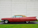 Cadillac Sixty-Two Convertible 1960 photos