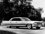 Cadillac Sixty-Two 6-window Hardtop Sedan (6229K) 1961 photos