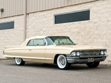 Cadillac Sixty-Two Convertible (6267) 1962 images