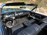 Cadillac Sixty-Two Convertible (6267) 1962 wallpapers