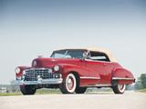 Cadillac Sixty-Two Convertible 1942 photos