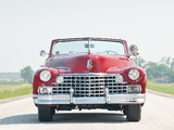 Cadillac Sixty-Two Convertible 1942 pictures
