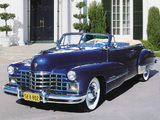 Cadillac Sixty-Two Convertible 1947 wallpapers
