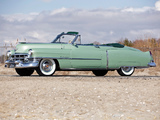 Cadillac Sixty-Two Convertible Coupe 1951 wallpapers