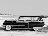 Cadillac Sixty-Two Station Wagon by Brooks Stevens 1953 pictures