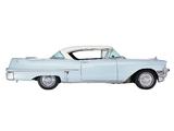 Cadillac Sixty-Two 2-door Hardtop 1957 images