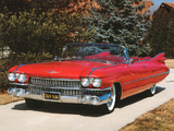 Cadillac Sixty-Two Convertible 1959 pictures