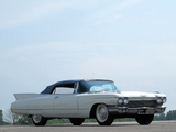 Cadillac Sixty-Two Convertible 1960 pictures