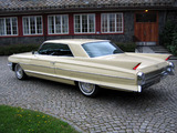 Cadillac Sixty-Two Coupe 1962 pictures