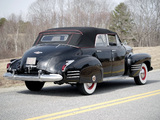 Images of Cadillac Sixty-Two Convertible Sedan 1941