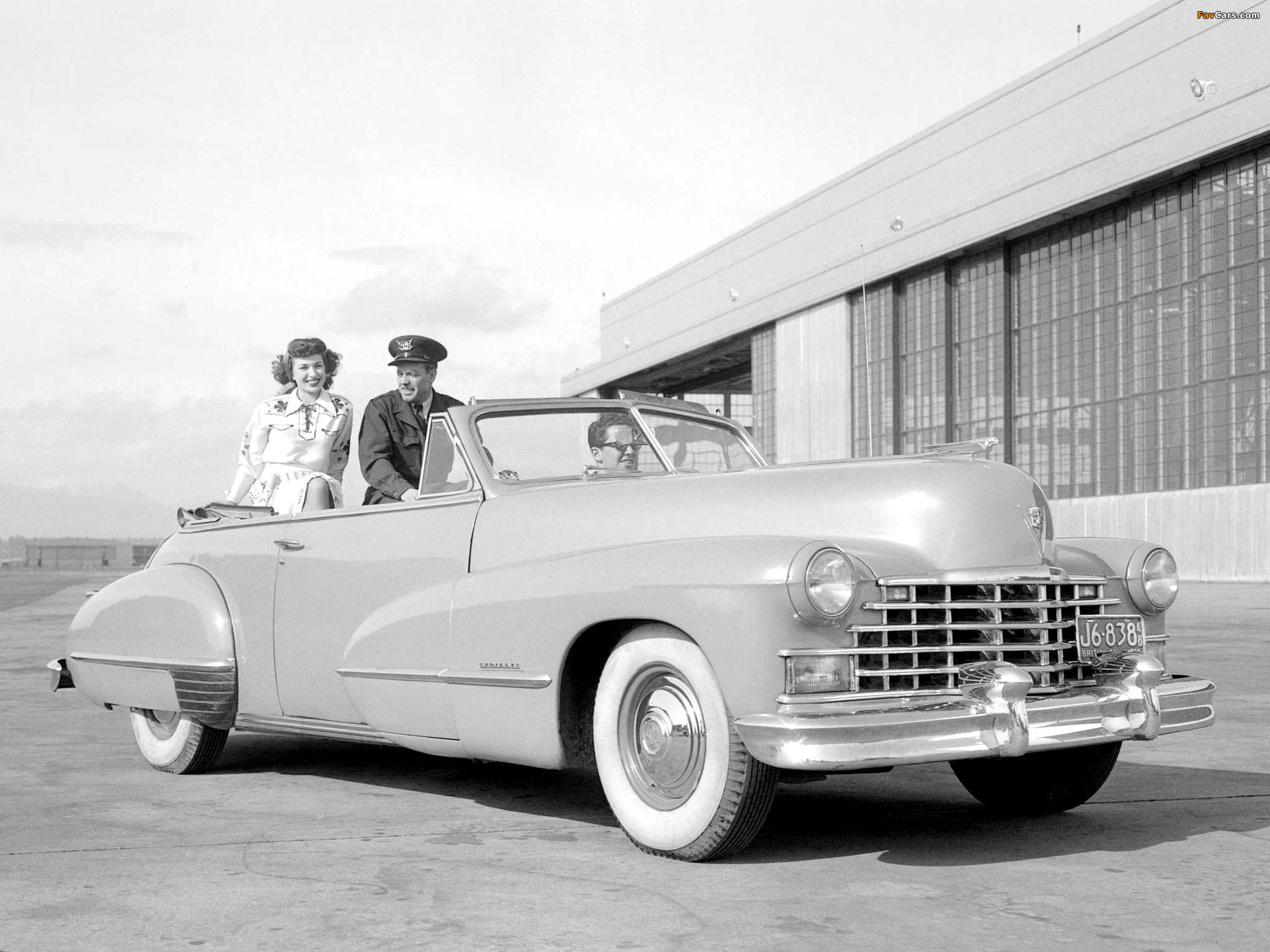 форд 46 года кабриолет характеристики #11
