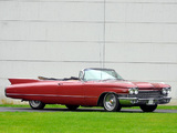 Images of Cadillac Sixty-Two Convertible 1960
