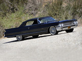 Images of Cadillac Sixty-Two Convertible (6267) 1962