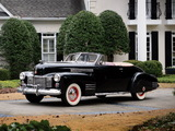 Photos of Cadillac Sixty-Two Convertible Coupe by Fleetwood 1941