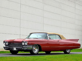 Photos of Cadillac Sixty-Two Convertible 1960