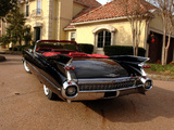 Photos of Cadillac Sixty-Two Convertible 1959