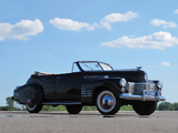 Pictures of Cadillac Sixty-Two Convertible Sedan 1941