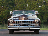 Pictures of Cadillac Sixty-Two Convertible 1947