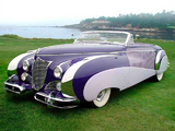 Pictures of Cadillac Sixty-Two Convertible by Saoutchik 1948