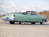 Pictures of Cadillac Sixty-Two Convertible Coupe 1951