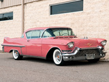 Pictures of Cadillac Sixty-Two 2-door Hardtop 1957