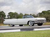 Pictures of Cadillac Sixty-Two Convertible 1960