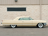 Pictures of Cadillac Sixty-Two Convertible (6267) 1962