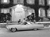 Pictures of Cadillac Sixty-Two 4-window Hardtop Sedan (6239N) 1963