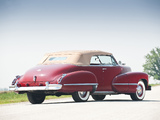 Pictures of Cadillac Sixty-Two Convertible 1942