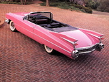 Pictures of Cadillac Sixty-Two Convertible 1959