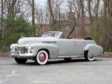 Cadillac Sixty-Two Convertible Sedan 1941 wallpapers