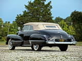 Cadillac Sixty-Two Convertible 1942 wallpapers