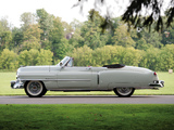 Cadillac Sixty-Two Convertible 1950 wallpapers