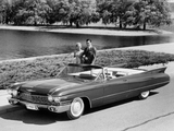 Cadillac Sixty-Two Convertible 1960 wallpapers