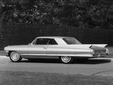 Cadillac Sixty-Two Hardtop Coupe (6237G) 1962 wallpapers