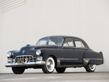 Cadillac Sixty-Two Touring Sedan 1948 wallpapers