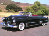 Cadillac Sixty-Two Convertible 1949 wallpapers