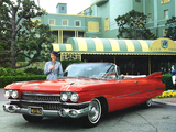 Wallpapers of Cadillac Sixty-Two Convertible 1959