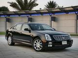Cadillac SLS 2007–09 images